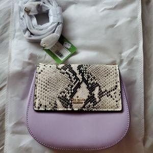 Kate Spade ♠️ Lilac Purple Snake Purse Crossbody